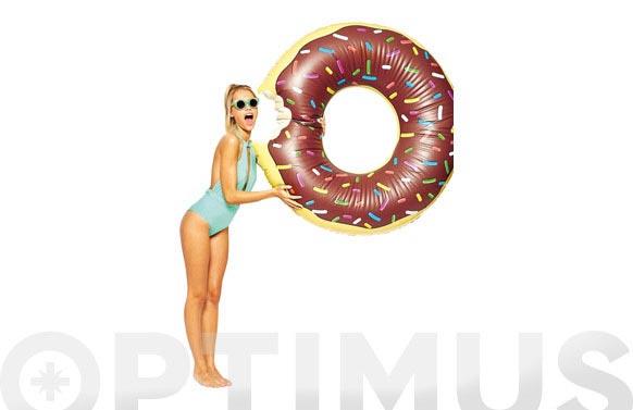 Flotador donut choco